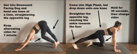 quick beginnerfriendly yoga stretching for runners